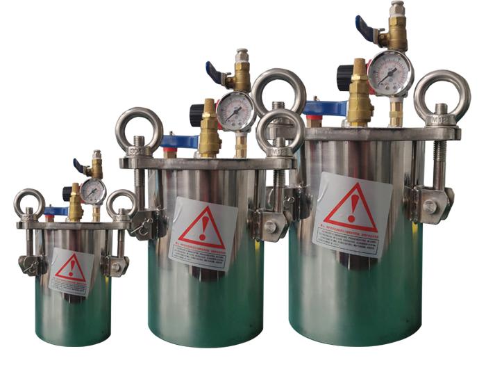 bu锈钢压力桶